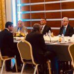 منها دعم وقف إطلاق النار.. هذه رسائل الوفد المصري في طرابلس