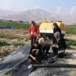 المنظمات الأهلية: تحكم الاحتلال بمسار المياه يعرقل الإنتاج الزراعي الفلسطيني