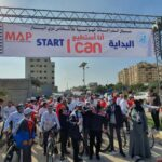 «أنا أستطيع».. سباق بالدرجات الهوائية لمبتوري الأقدام بفعل الهجمات الإسرائيلية على غزة