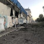 أضرار كبيرة جراء القصف الإسرائيلي على غزة