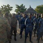 الجيش السوداني يسلم نظيره الإثيوبي قوة عسكرية من 50 جنديا