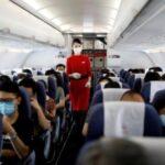 الصين: تعليق الرحلات الجوية مع بريطانيا يستمر حتى 10 يناير