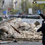 زلزال قوته 5.2 درجة يضرب وسط كرواتيا