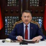 إصابة نائب أردوغان بوعكة صحية مفاجئة