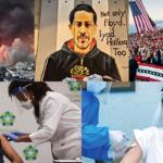 أهم أحداث 2020 في صور