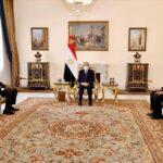 السيسي: مصر لم ولن تدخر جهداً تجاه دعم أشقائها الأفارقة