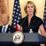 سفيرة أمريكية تؤكد على دعم بلادها لتايوان بعد إلغاء زيارة مقررة
