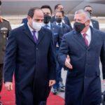 الرئيس المصري يصل الأردن في زيارة رسمية
