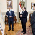 السيسي يوجه ببدء تطوير شبكة سكك حديد في مصر