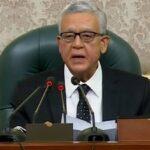 انتخاب المستشار حنفي جبالي رئيسًا للبرلمان المصري