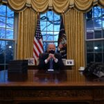 البيت الأبيض: اتصالات دبلوماسية غير مباشرة مع إيران عبر الأوروبيين