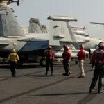 واشنطن تسحب حاملة الطائرات الوحيدة في الشرق الأوسط