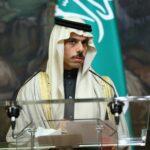 وزير الخارجية: إعادة فتح السفارة السعودية في الدوحة خلال أيام
