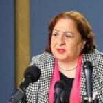 وزيرة الصحة الفلسطينية: الاحتلال يتحمل المسؤولية الكاملة عن حياة الأسير عجاج