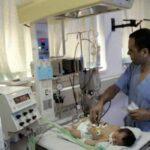 أطفال غزة في خطر.. نفاد مخزون فحص P.K.U