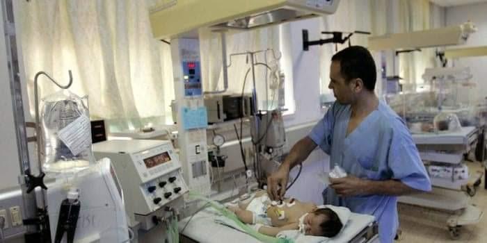 مواليد أطفال غزة حديثة
