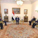 السيسي: مواقف مصر من السودان لم ولن تتغيّر تحت أي ظرف