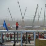 الصين تنهي بناء مستشفى في 5 أيام لمواجهة كورونا