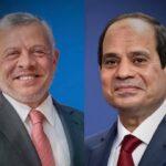 تأكيد أردني مصري على مركزية القضية الفلسطينية