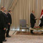 رئيس الوزراء الأردني يجري مباحثات في بغداد