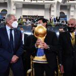 رئيس الاتحاد الدولي لكرة اليد يوجه الشكر إلى مصر