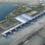 افتتاح مبنى المسافرين الجديد بمطار البحرين 28 يناير