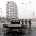 مقتل اثنين من رجال الشرطة في انفجار في كابول