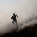 الاحتلال يستخدم طائرات مسيرة ضد الفلسطينيين في كفر قدوم