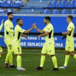 سواريز يصعق ألافيس ويهدي أتليتيكو صدارة الدوري الإسباني