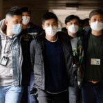 عقوبات أمريكية بعد حملة توقيفات ضد نشطاء في هونج كونج