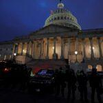 مسؤول: مبنى الكونجرس الأمريكي أصبح آمنا الآن