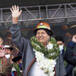 إصابة الرئيس البوليفي السابق بفيروس كورونا