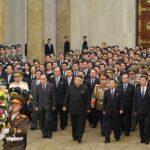 زعيم كوريا الشمالية يختتم مؤتمرا نادرا للحزب الحاكم