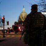 قوات الأمن الأمريكية تحتشد لمنع تكرار هجوم الكونجرس