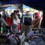 فرق الإغاثة الإندونيسية تعثر على نحو 10 ناجين من زلزال سولاويسي