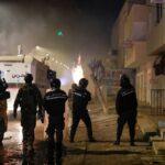 تظاهرات في تونس مطالبة بإطلاق سراح موقوفين