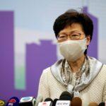 زعيمة هونج كونج: على الإعلام ألا يقوّض الحكومة