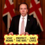 وزير الصحة: أمام بريطانيا طريق طويل قبل تخفيف قيود كورونا