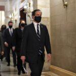مجلس النواب يسلم لائحة اتهام ترامب لـ«الشيوخ» تمهيدا لمحاكمته