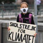 تونبري تنظم احتجاجا في ذكرى أول إضراب للمدارس بشأن المناخ