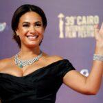 وسام الآداب والفنون من فرنسا للفنانة التونسية هند صبري
