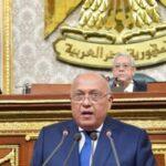 مصر تدين التدخلات الخارجية السافرة في المنطقة العربية