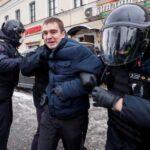 روسيا تعتقل أكثر من 5000 من المحتجين على سجن نافالني