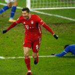 بايرن يتغلب على شالكة برباعية نظيفة في الدوري الألماني