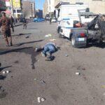 مقتل 8 وإصابة 15 إثر هجوم انتحاري في وسط بغداد