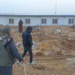 الاحتلال يهدم مسجدا قيد الإنشاء جنوب الخليل