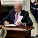 بايدن: فرض حجر صحي على جميع الوافدين جوا إلى أمريكا