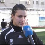 فتيات غزة يقتحمن عالم كرة القدم