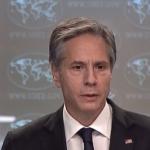 بلينكن: أمريكا ستسعى لتمديد الاتفاق النووي مع إيران