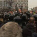 آلاف المتظاهرين في موسكو دعمًا للمعارض الروسي نافالني